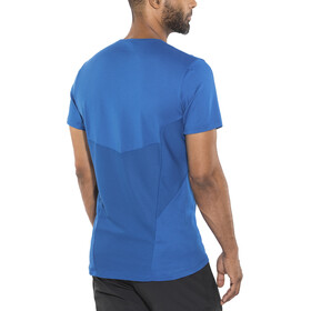 Bergans Fløyen Camiseta Hombre, fjord/dark steel blue